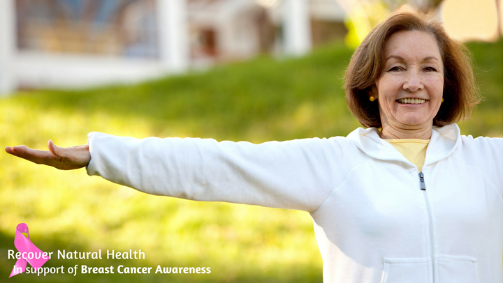 Breast Cancer Awareness: 10 Ways to Build Your Body's Natural Health