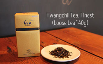 Hwangchil tea, loose leaf