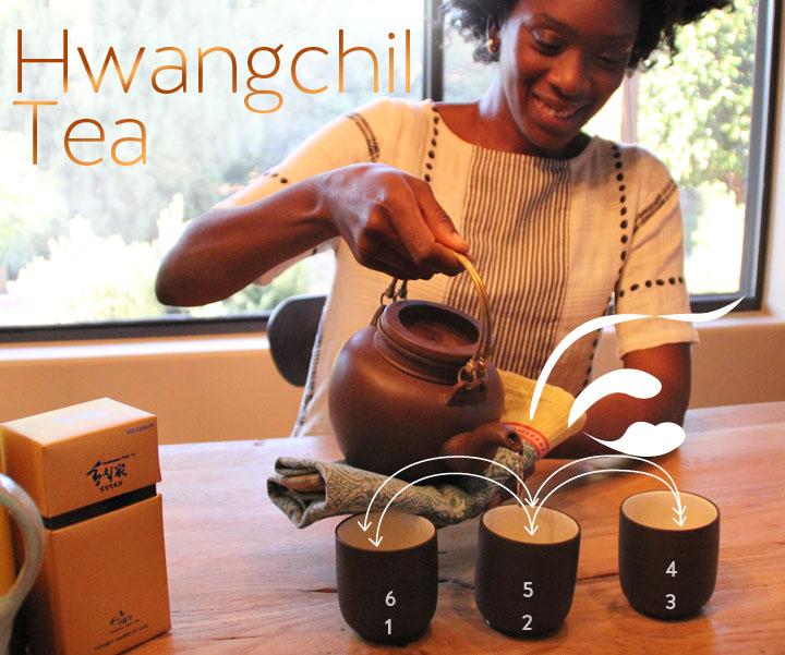 Hwangchil Tea Ceremony