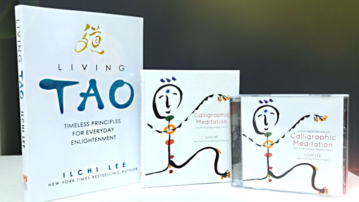New Inspirational Books on Energy Principles by Ilchi Lee Now Available