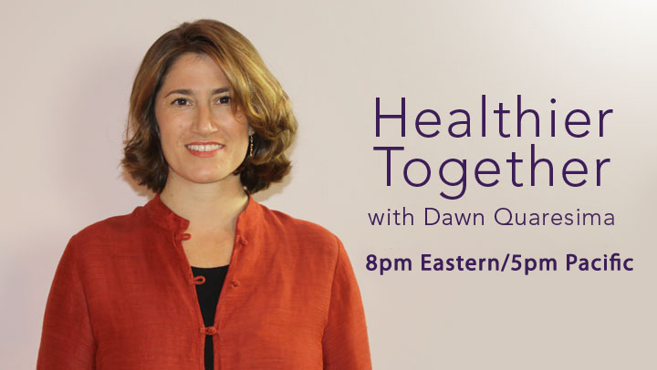 Webinar: Balance Your Body for Weight Loss w/ Dawn Quaresima