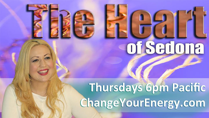 January Heart Of Sedona Live QA Talk Show