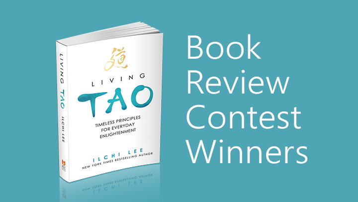 Announcing The Living Tao Book Review Contest Winners