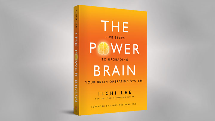 Ilchi Lee's New Book on Being a Power Brain Now Available for Pre-Order