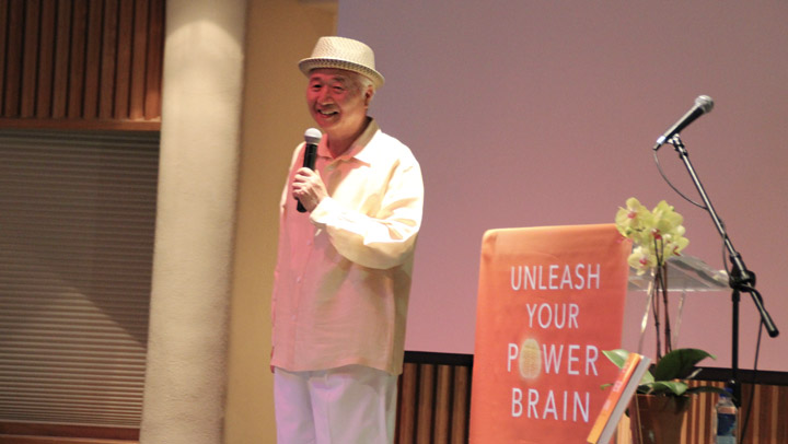 Unleash Your Power Brain Event in Sedona Draws Vivacious Crowd