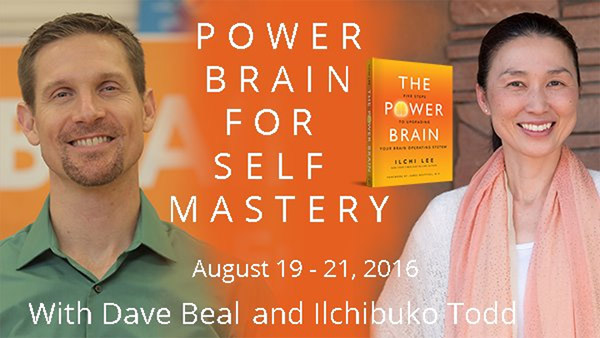 The Power Brain for SelfMastery Retreat in Sedona AZ to Take Place August 2016