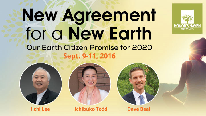 New Agreement for a New Earth Retreat in Upstate New York This September