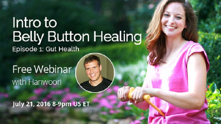 Learn to Transform Your Health Naturally in Free Belly Button Healing Webinar Series