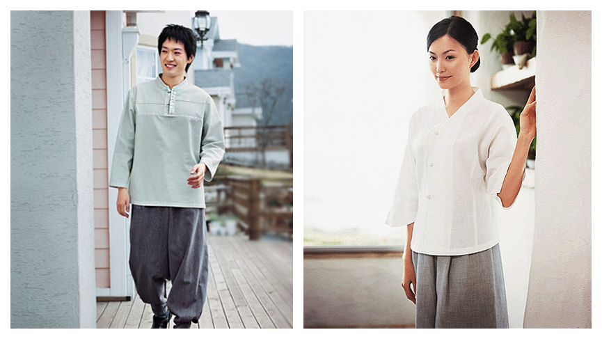 Traditional Style Clothing for the Modern World with Energy in Mind