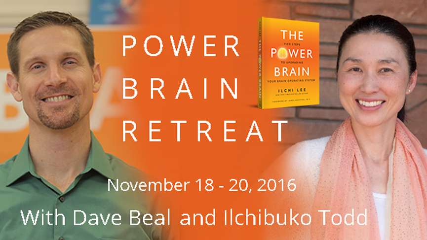Power Brain Retreat For Increased Confidence in Intuition - Sedona Nov. 18-20