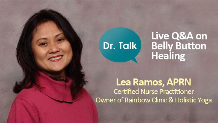 Dr. Talk Live Q&A   - Lea Ramos APRN, Nurse Practitioner & Yoga Instructor