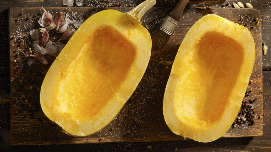 Ground Down With This Delicious Spaghetti Squash Recipe for Autumn