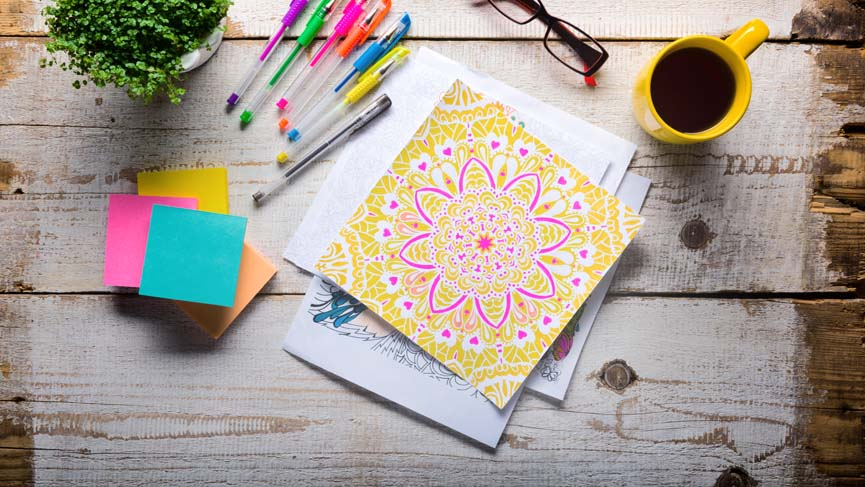 5 Ways Coloring Can Help Heal Your Life & Inner Child