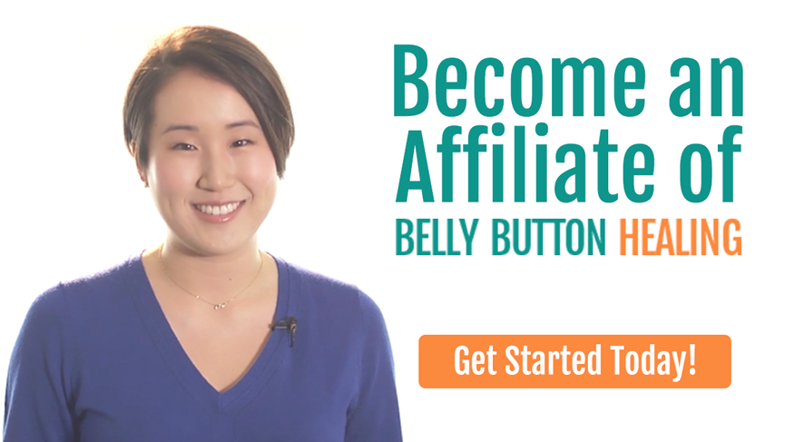 Introducing the Belly Button Healing Kit Affiliate Program