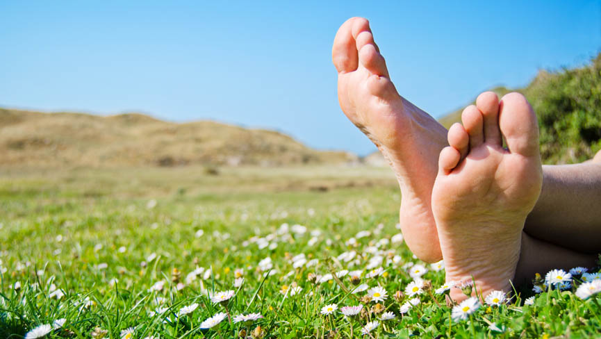 The Ancient Practice of Earthing & How It Heals