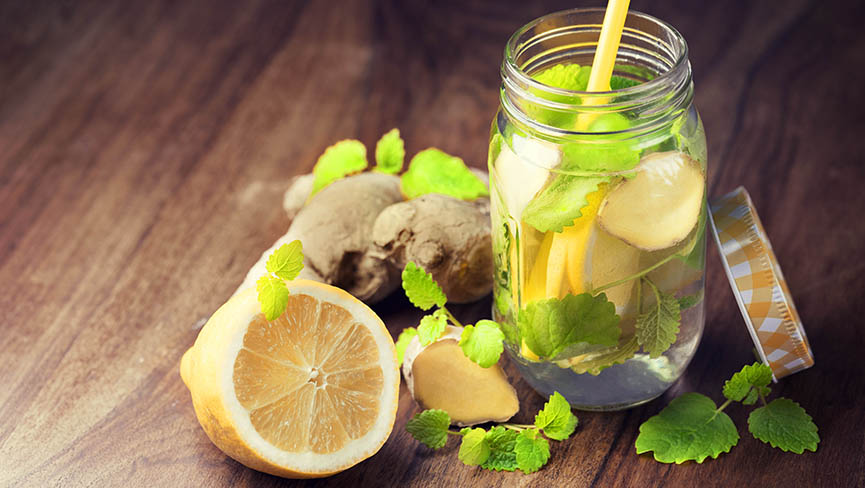 Hydrate + Detoxify During Summer with this Delicious Water Recipe