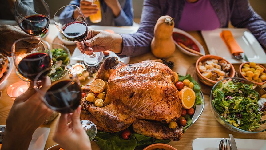 7 Ways to Stress Less and Thank More This Thanksgiving