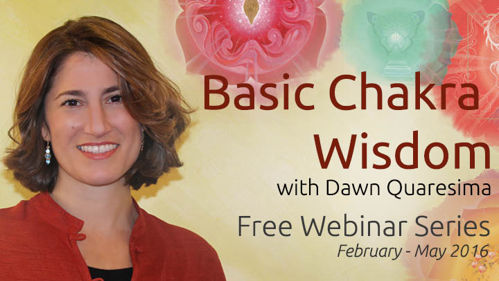 Learn Ancient Chakra Wisdom in Free Webinar Series FebMay