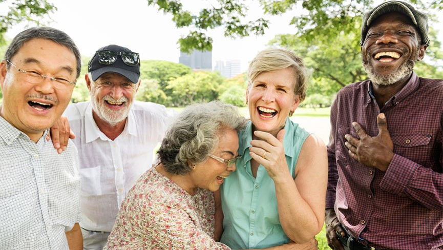 Growing Older: Integrative Approaches for Successful Aging