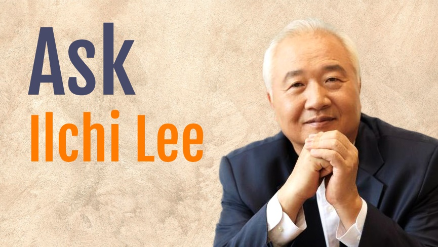 Ask Ilchi Lee Your Questions on Spiritual Wisdom Life Advice