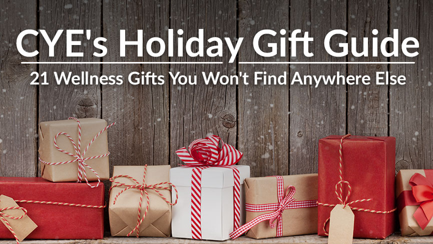 Our Holiday Gift Guide: 21 Unique Wellness Presents