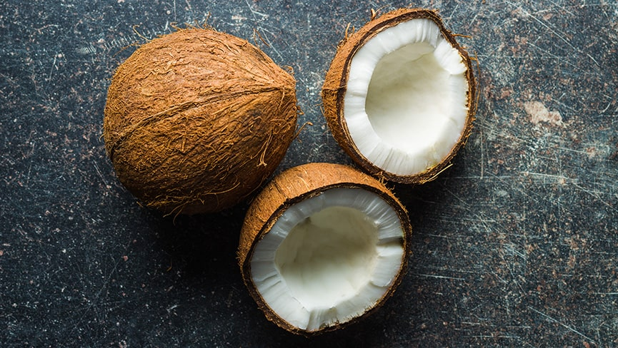 Digestive Health: 7 Foods for Healthy Digestion - Coconut