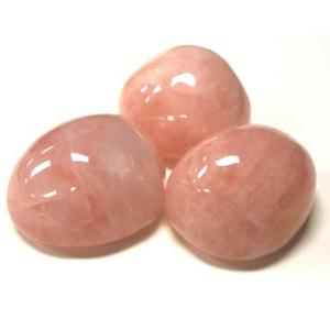 3rd Chakra Stone (Rose Quartz)