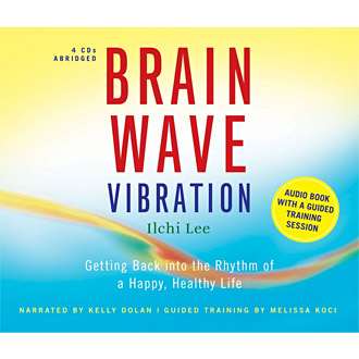Brain Wave Vibration Audio Book with a Guided Training Session
