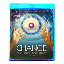 Change: The LifeParticle Effect (Original Edition) Blu-ray