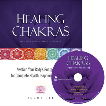 Healing Chakras (with Guided Meditation CD)