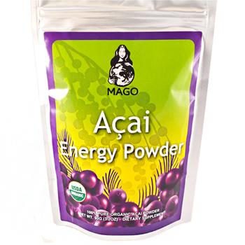 Organic Acai Energy Powder