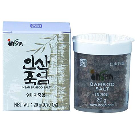 Bamboo Salt Purple Crystal 20 g