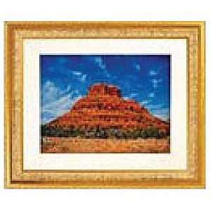 Bell Rock Framed Photo