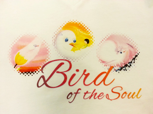 Bird of the Soul TShirt