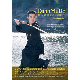 DahnMuDo The Art of SelfMastery with Owoon 3 DVD Set