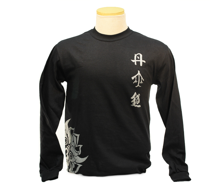 DahnMuDo Shirt Long Sleeve Black Unisex