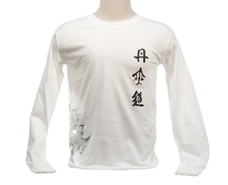 DahnMuDo Shirt Long Sleeve White Unisex