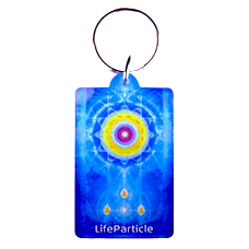 LifeParticle Keychain