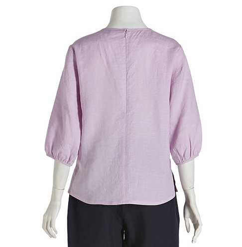 Lovely Lilac Blouse
