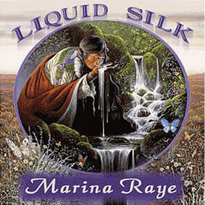 Marina Raye - Liquid Silk