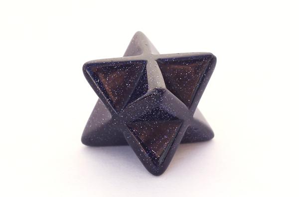 Merkaba Star Stone