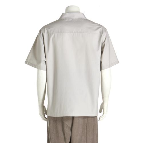 Pintuck Garment Dyed Top Unisex