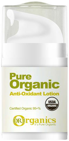 Pure Organic AntiOxidant Lotion 50 ml