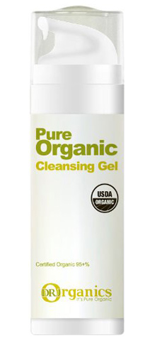 Pure Organic Cleansing Gel 120 ml