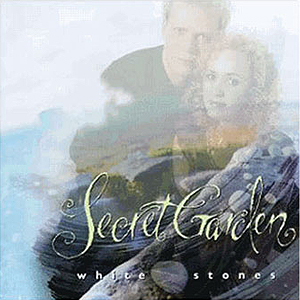 Secret Garden White Stones