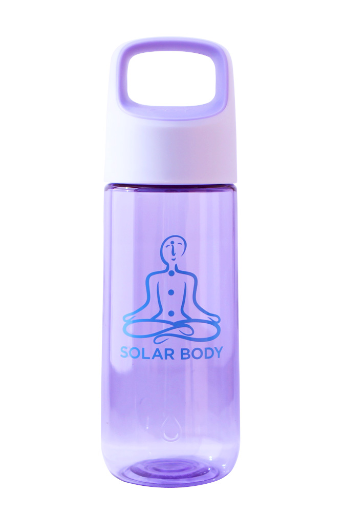 Solar Body Eco Water Bottle Twist Top