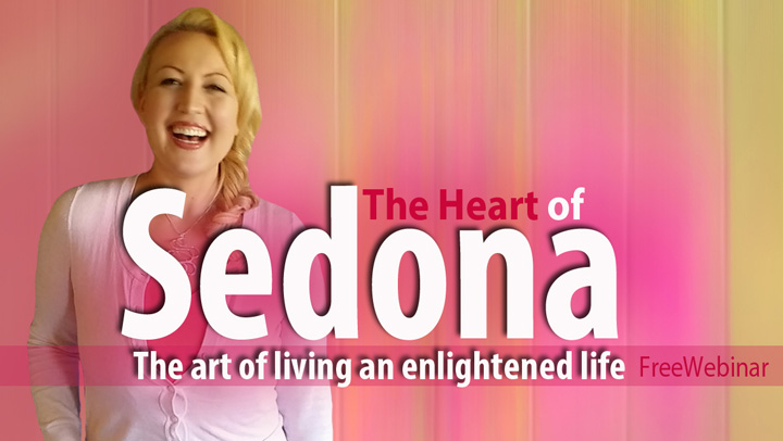 February Heart Of Sedona Live QA Talk Show