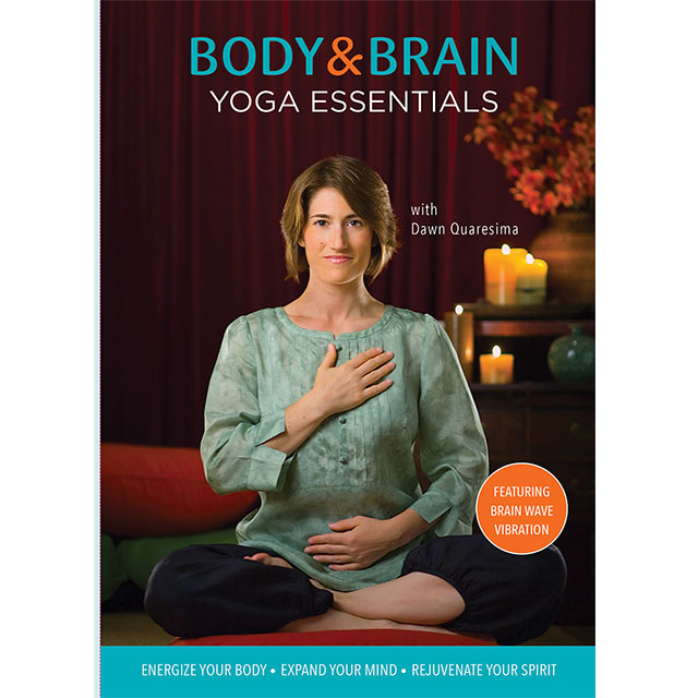 Body Brain Yoga Essentials Featuring Brain Wave Vibration