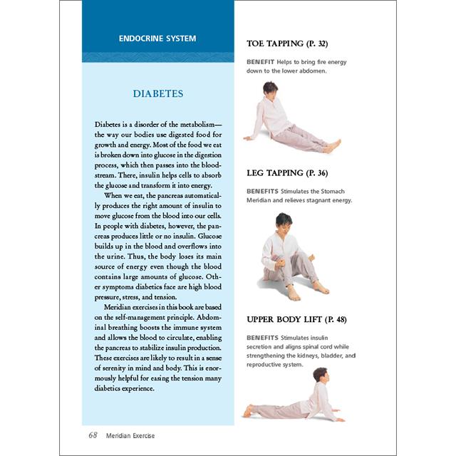 Meridian Exercise for SelfHealing