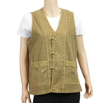 All Season Favorite Vest (Unisex) - Olive
